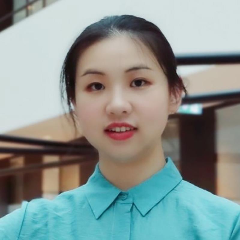 Portrait Xiaomeng Hu